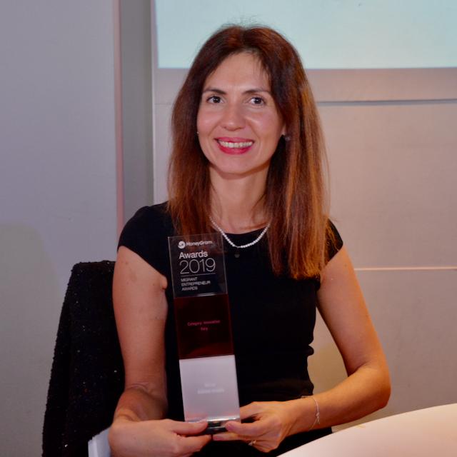 MoneyGram Awards 2019 Andreea Arnautu