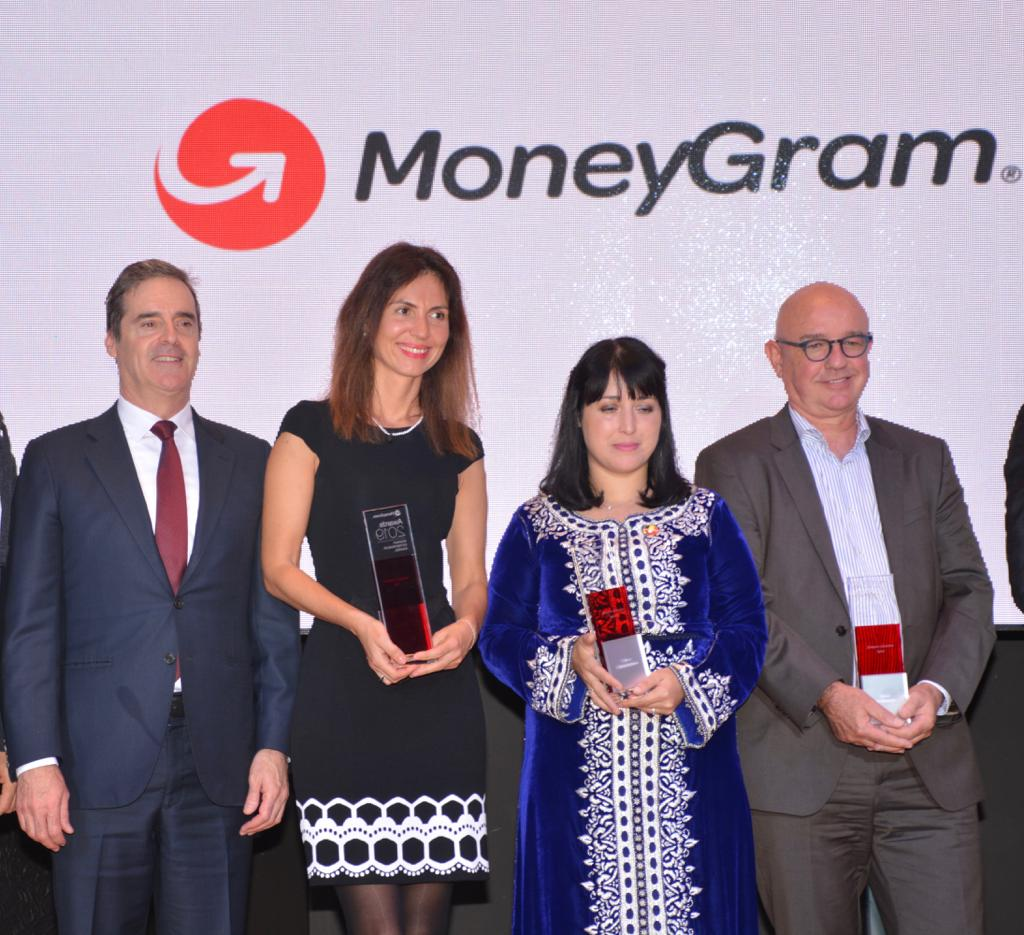 Ai MoneyGram awards 2019 vince Andreea Arnautu imprenditrice straniera dell'anno