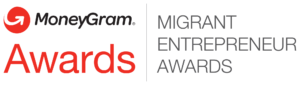 Andreea Arnautu imprenditrice straniera dell'anno ai MoneyGram awards 2019